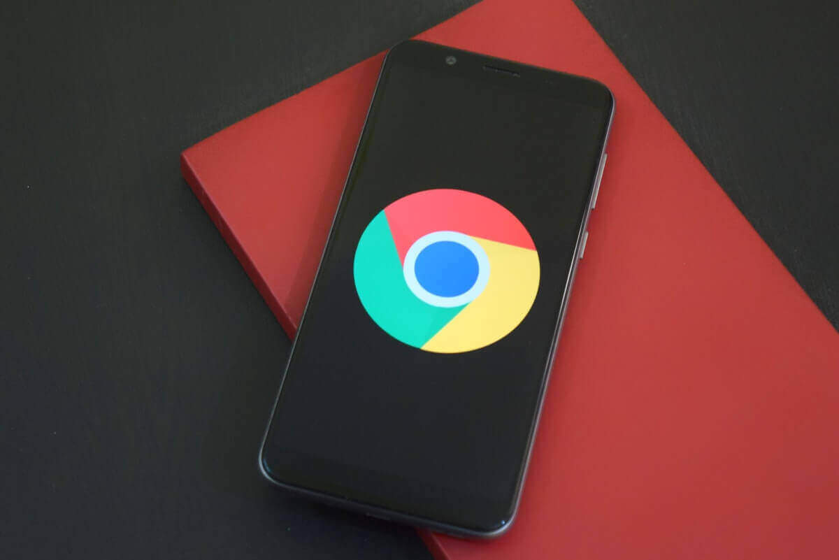 cellphone browser chrome