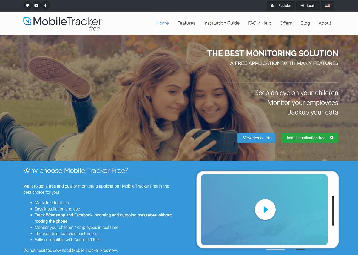 mobile tracker recensione gratuita