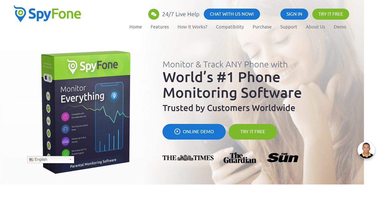SpyFone Review: Tracking and Monitoring Software for iPhone